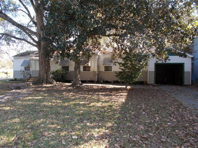 Abbeville  Single Family Home For Sale: 729 N State Street