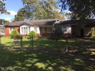 Branch Single Family Home For Sale: 163 Dr Parrot Avenue