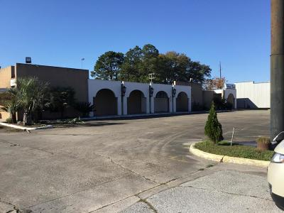 Lafayette Commercial For Sale: 1801 NW Evangeline