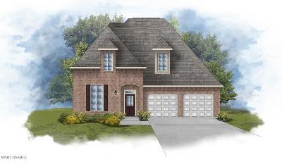Laurel Grove Single Family Home For Sale: 114 Piper Crest Lane