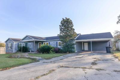 Maurice Single Family Home For Sale: 7015 Woodlawn Road