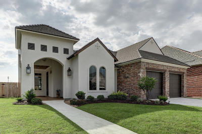 Broussard Single Family Home For Sale: 414 Habitat Ridge