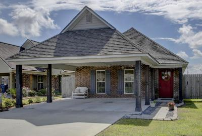 Lafayette Parish, Vermilion Parish Single Family Home For Sale: 118 Acacia Lane