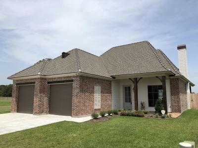Broussard Single Family Home For Sale: 404 Habitat Ridge