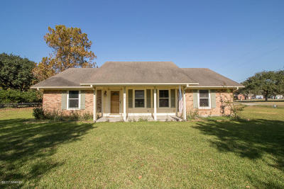 Single Family Home For Sale: 1510 O'donnel Road