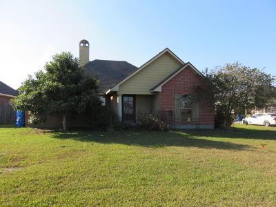 Youngsville Single Family Home For Sale: 2100 Bonin