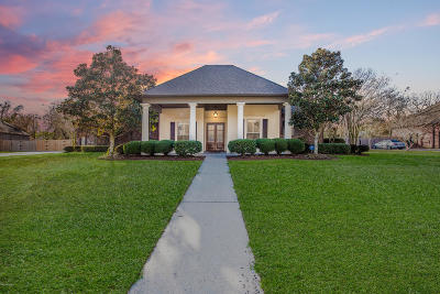 Youngsville Single Family Home For Sale: 132 Acres