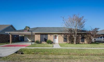 Duson Single Family Home For Sale: 306 Sedric Drive