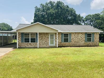 Eunice Single Family Home For Sale: 1211 Rose Street