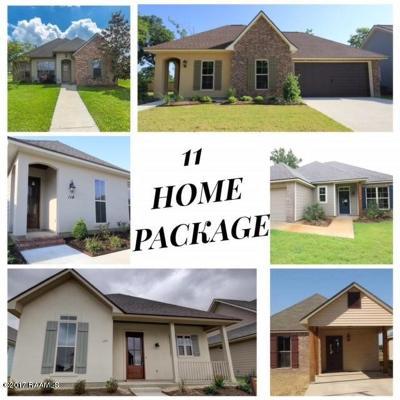 Carencro Multi Family Home For Sale: 204 Oak Path
