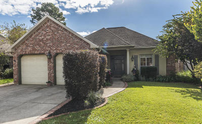 Youngsville Single Family Home For Sale: 22 Oakthorn Court