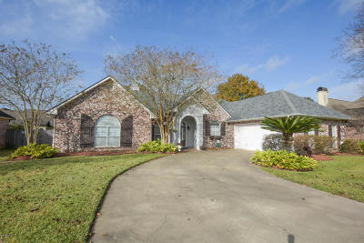 Youngsville Single Family Home For Sale: 326 Mill Pond Drive