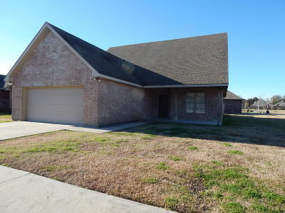 Broussard, Lafayette, Youngsville Rental For Rent: 109 Chevalier