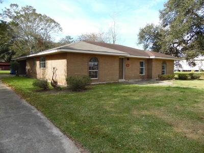 Delcambre Single Family Home For Sale: 503 N Desire Street
