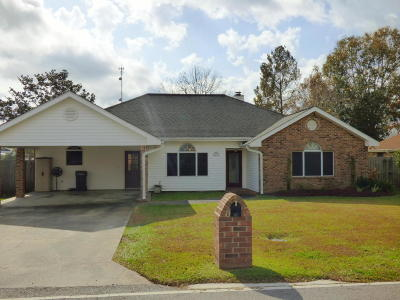 Broussard Single Family Home For Sale: 217 Longleaf Drive