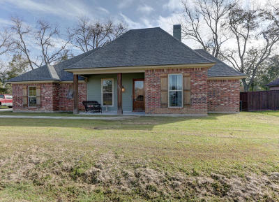 Carencro Single Family Home For Sale: 109 Wadesboro Road