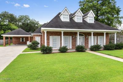 Single Family Home For Sale: 409 River Woods Drive