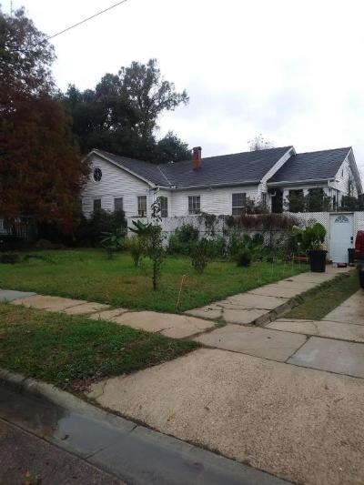 Vermilion Parish Single Family Home For Sale: 106 S St Valerie