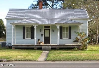 Breaux Bridge Single Family Home For Sale: 716 Grand Point Road