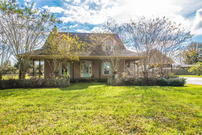 Youngsville Single Family Home For Sale: 1003 Marteau Road