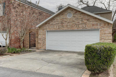 Lafayette Single Family Home For Sale: 132 Ambiance Circle