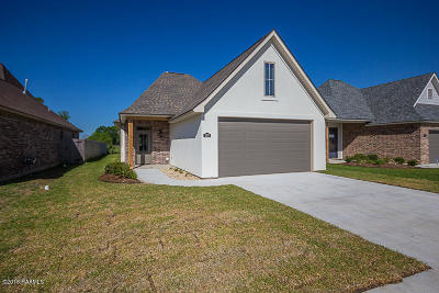 Lafayette Single Family Home For Sale: 307 Benedict Drive