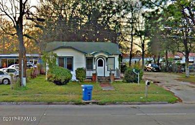 Lafayette Single Family Home For Sale: 517 N University Avenue