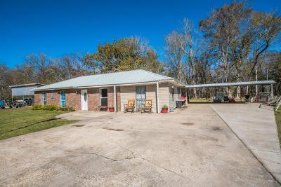 Krotz Springs Single Family Home For Sale: 214 Nall