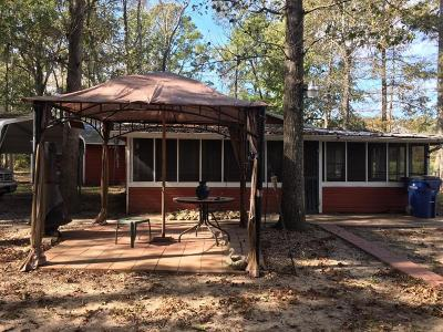Port Barre Single Family Home For Sale: 3325 Courtableau Road #B