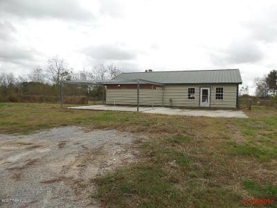 Vermilion Parish Single Family Home For Sale: 15727 Yam Road