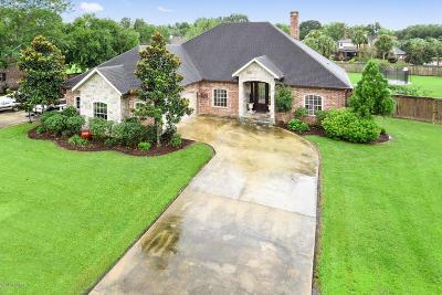 Lafayette Single Family Home For Sale: 104 Hunters Lane