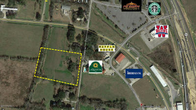 Commercial Lots & Land For Sale: S Girouard Road