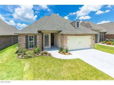 Lake Charles Single Family Home For Sale: 3227 Fairwood