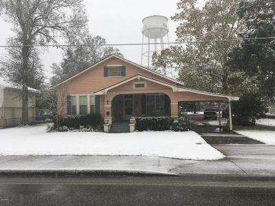 Franklin Single Family Home For Sale: 1605 West Main Street