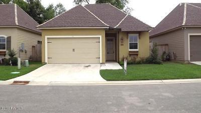 Lafayette  Single Family Home For Sale: 108 Ebbtide Lane
