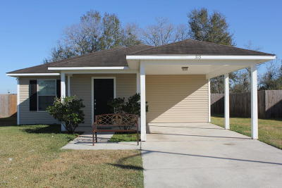 Carencro Single Family Home For Sale: 313 Oak Springs Lane