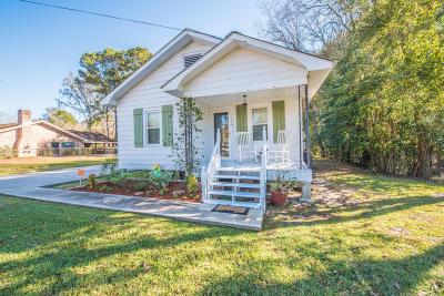 Arnaudville Single Family Home For Sale: 1055 Mason Rd