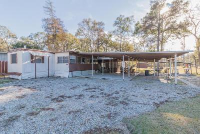 Breaux Bridge Single Family Home For Sale: 1070 Herman Dupuis Road