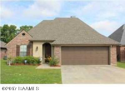Broussard, Lafayette, Youngsville Rental For Rent: 102 Bentgrass Drive