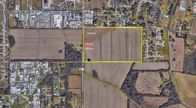 Commercial Lots & Land For Sale: 2000 Youngsville Hwy