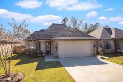 Youngsville Single Family Home For Sale: 103 Milton Estates Lane
