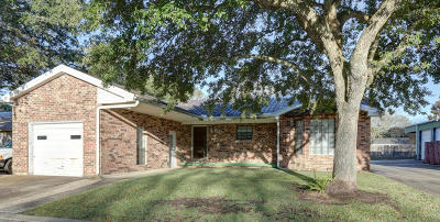 New Iberia Single Family Home For Sale: 1704 Weeks Street
