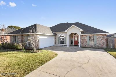 Broussard Single Family Home For Sale: 104 Willowview