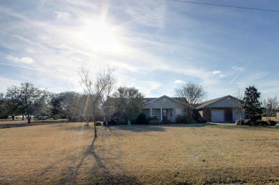 New Iberia Single Family Home For Sale: 717 Roy Berard Drive