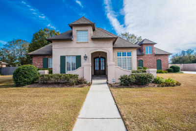 Youngsville Single Family Home For Sale: 212 Hundred Oaks