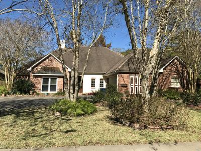 Single Family Home For Sale: 105 Bonner Drive