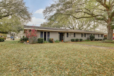 New Iberia Single Family Home For Sale: 707 Victory Drive