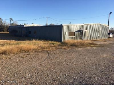 St Landry Parish Commercial For Sale: 886 Industrial Road