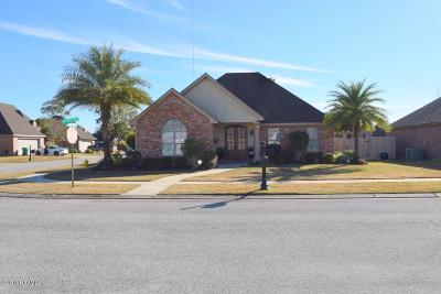 Youngsville Single Family Home For Sale: 101 Brookhollow Drive