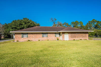 Abbeville  Single Family Home For Sale: 9012 Rachelle Drive